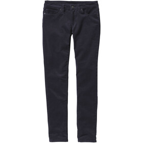 Patagonia Fitted Corduroy Pantaloni lunghi Donna blu